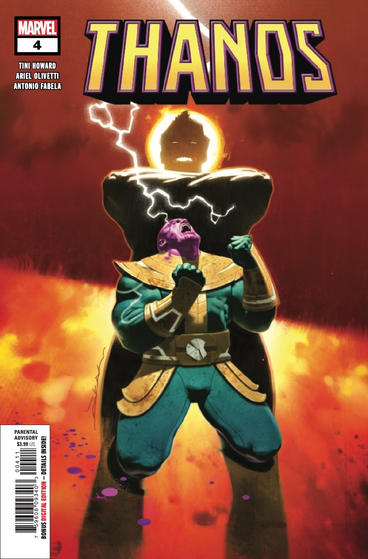 Marvel Preview: Thanos #4