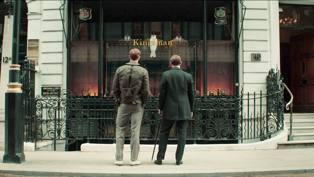 Watch: Teaser Trailer for 'The King's Man'