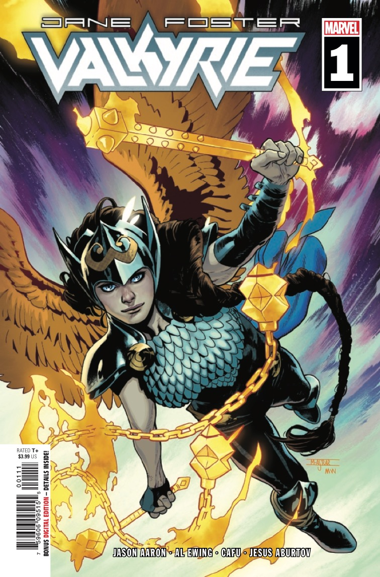 Marvel Preview: Valkyrie: Jane Foster (2019-) #1