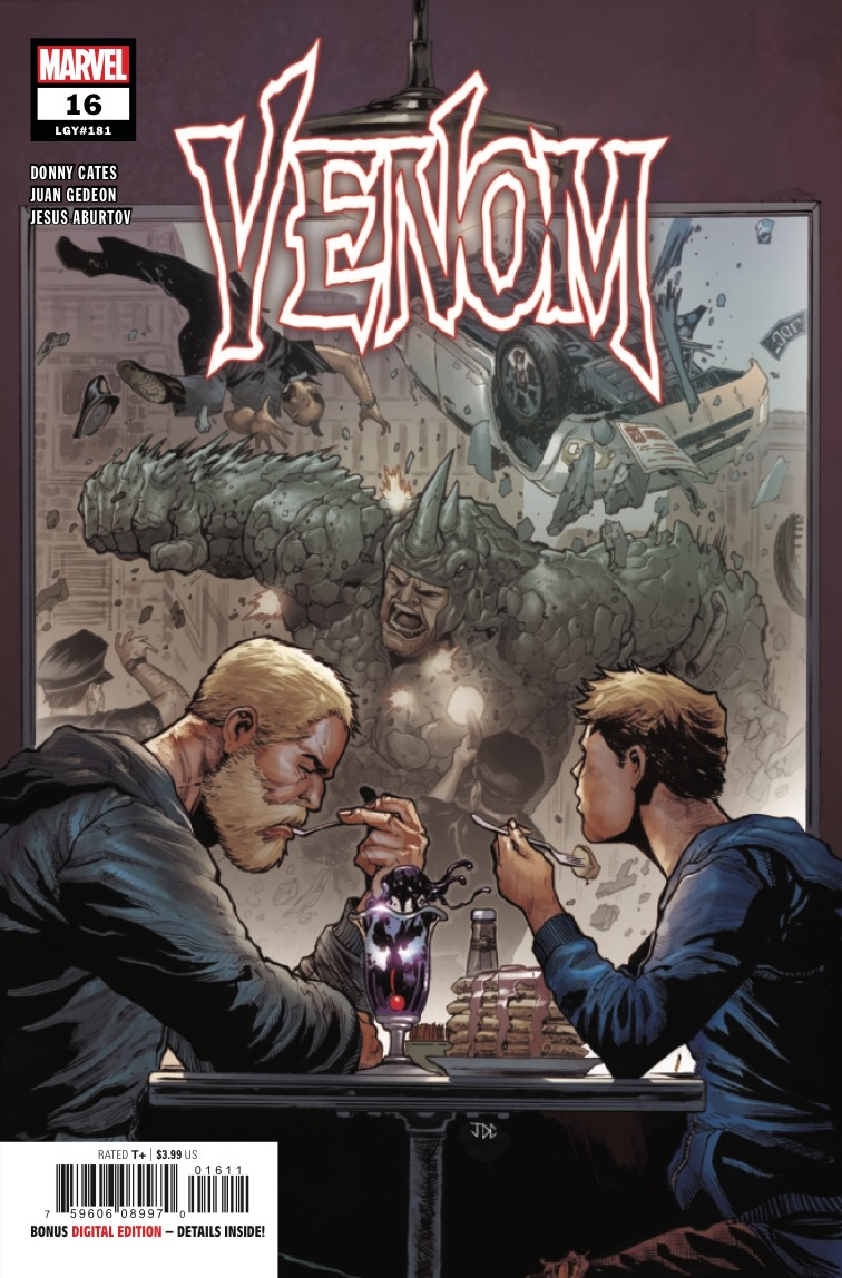 Marvel Preview: Venom #16