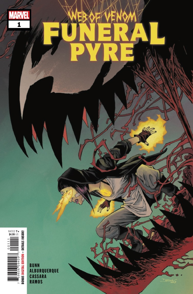 Marvel Preview: Web of Venom: Funeral Pyre #1