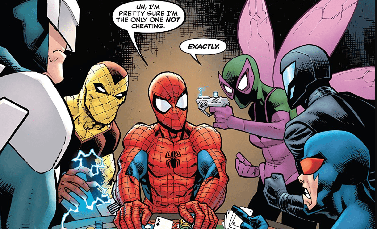 EXCLUSIVE Marvel Preview: Amazing Spider-Man #26