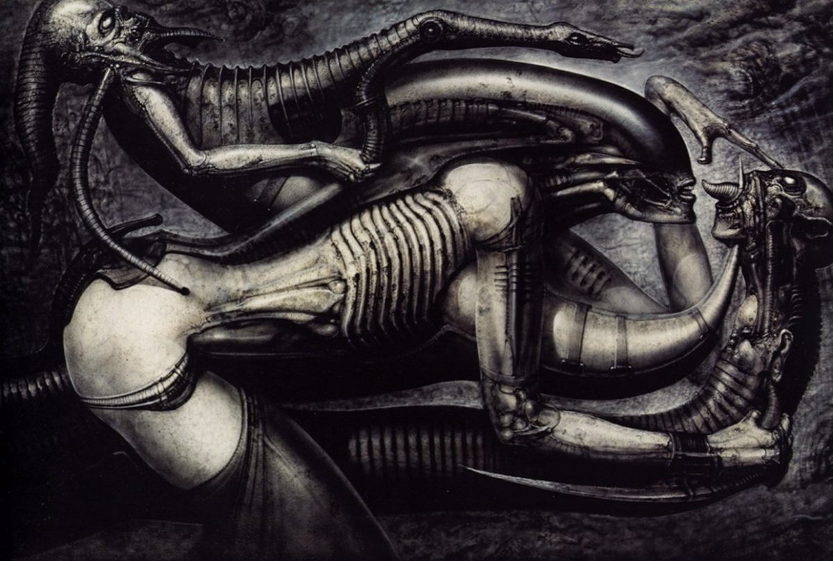 An interview with Alexandre Phillipe director of 'Memory: The Origins of Alien'