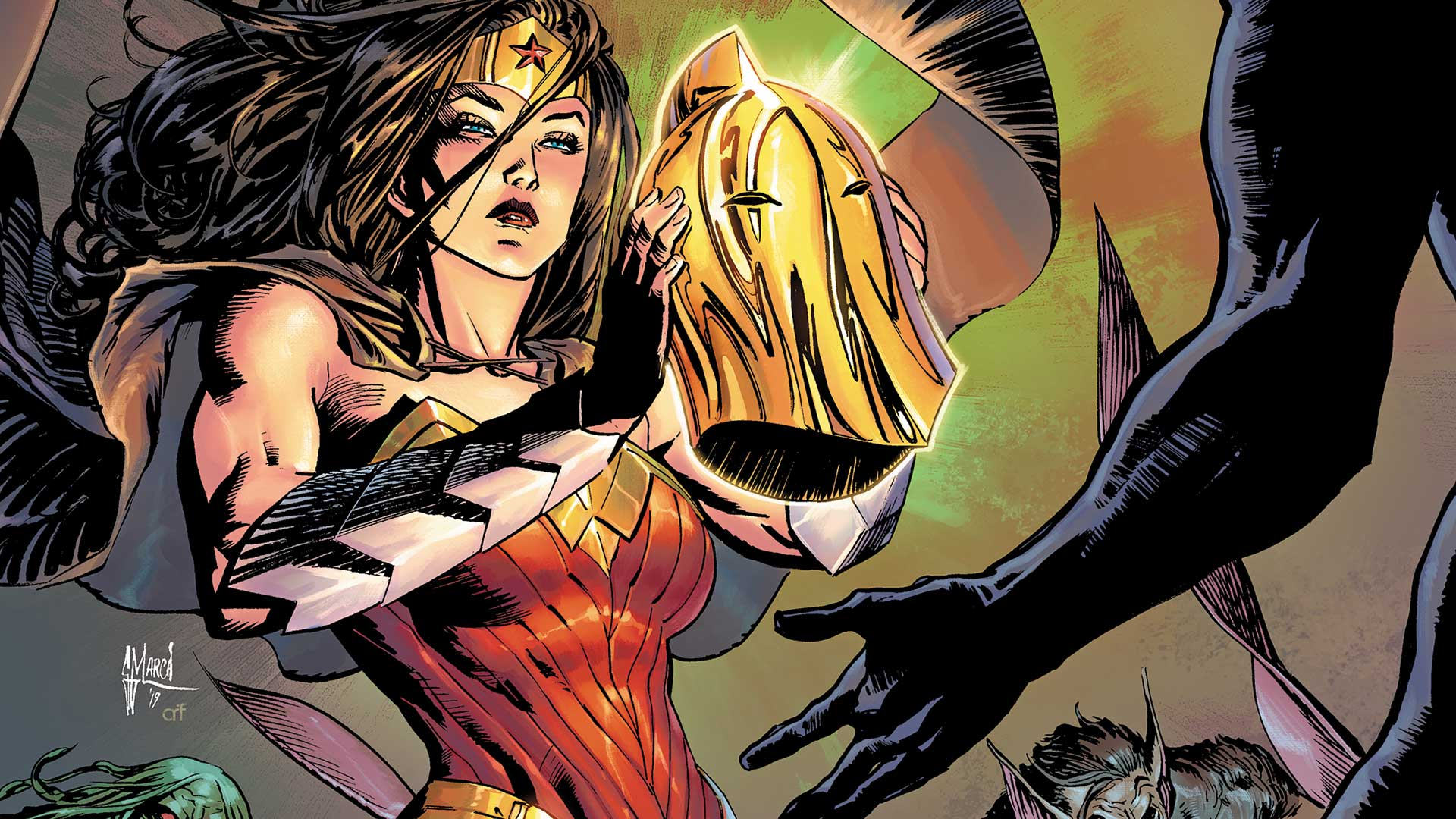 EXCLUSIVE DC Preview: Justice League Dark #13