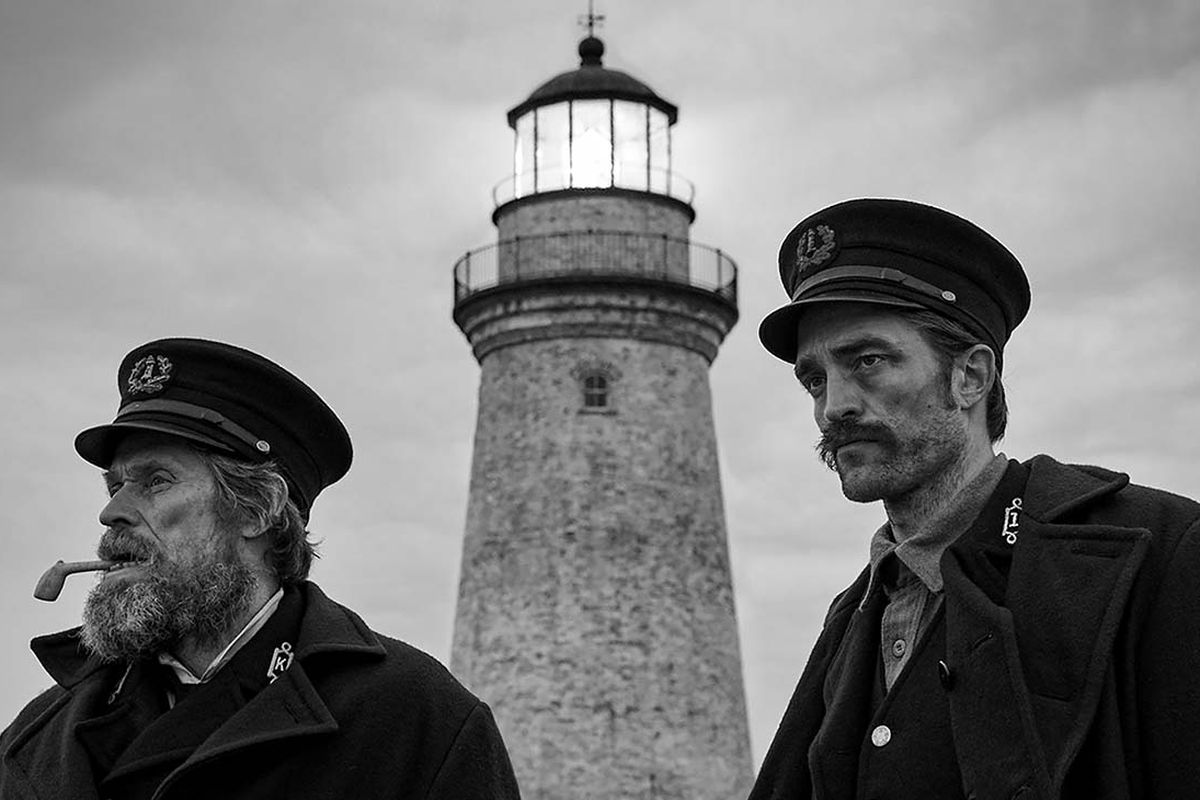 The Lighthouse hits theaters October 18, 2019.