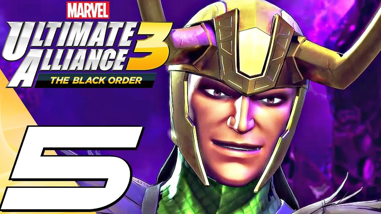 Marvel Ultimate Alliance 3: The Black Order: Loki, Cyclops, Marvel Knights and more confirmed as playable characters at SDCC '19