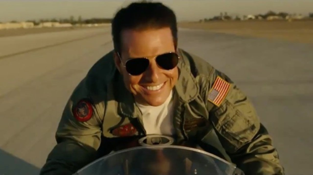 If you feel the need, the need . . . for a new Top Gun film.