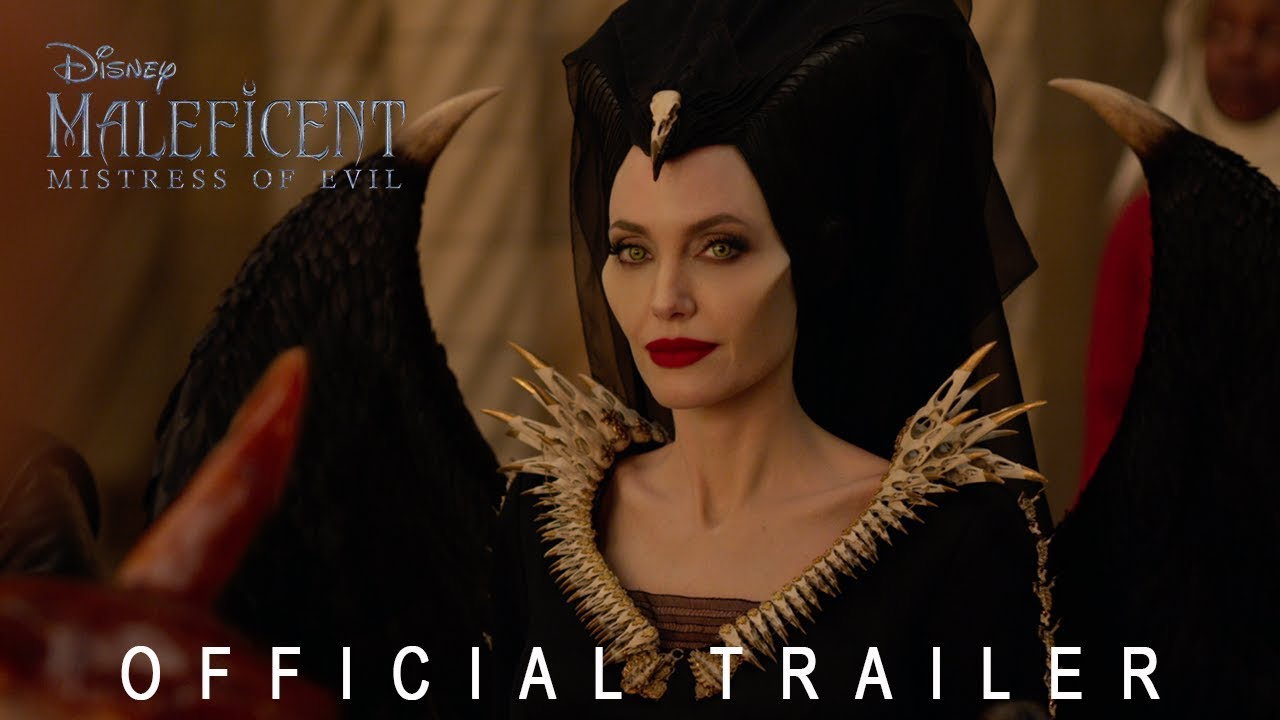Watch: Disney's 'Maleficent: Mistress of Evil' trailer