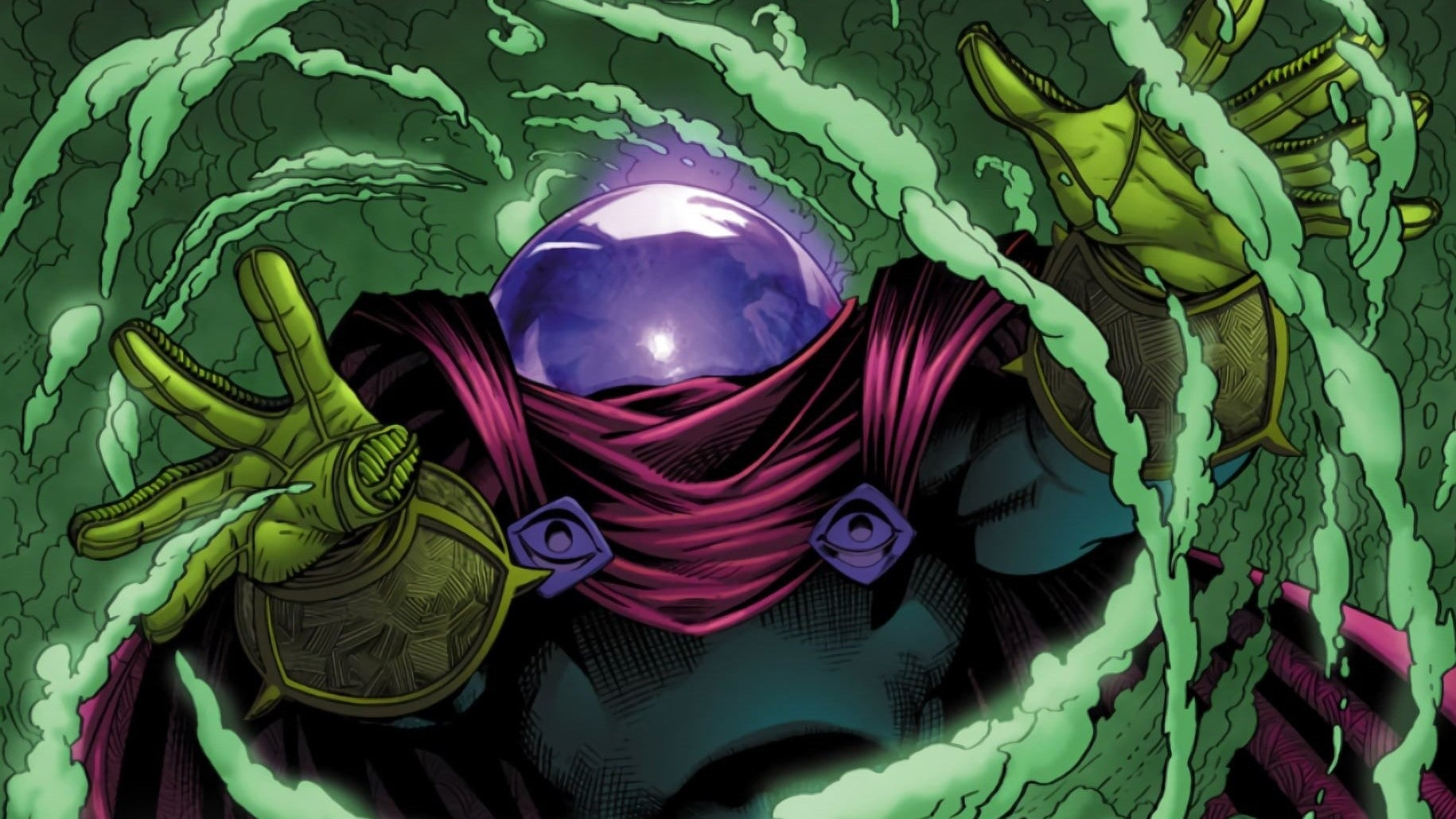 Demystifying Mysterio: A mentalist looks at Spider-Man: Far From Home's magical character