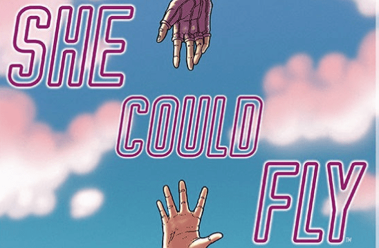SDCC '19: Berger Books' 'She Could Fly' TV series in development at AMC