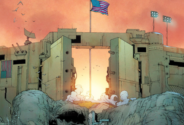 Scott Snyder and Charles Soule tease new creator-owned project