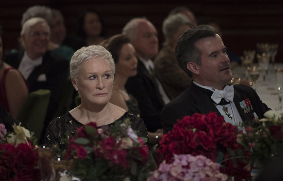 'The Wife' review: Glenn Close makes this film