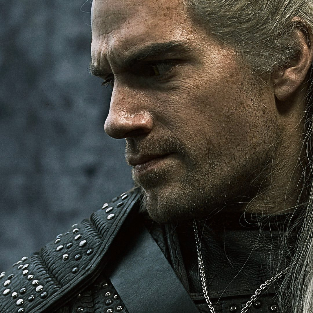 Henry Cavill reveals official images from Netflix's 'The Witcher'