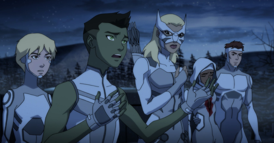 "After a hiatus, Young Justice has returned with a trio of episodes that are heavy on plot and short on answers, but still just as wonderfully character-driven as ever. Beware of slight spoilers as we get into ""Influence,"" ""Leverage,"" and ""Illusion of Control!"""