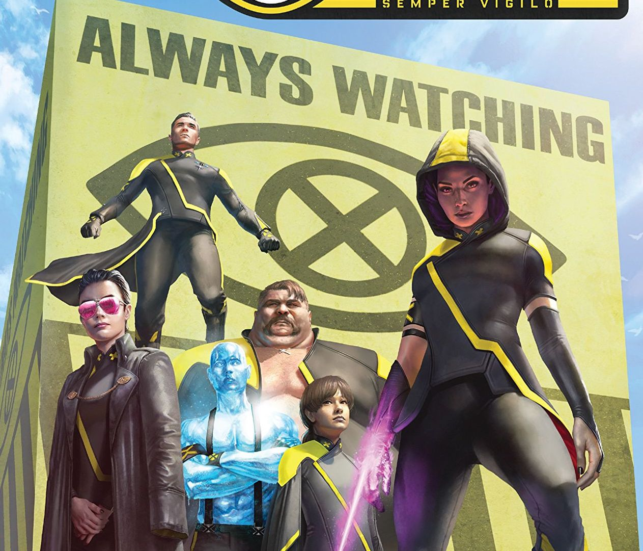 Age of X-Man: X-Tremists TPB Review