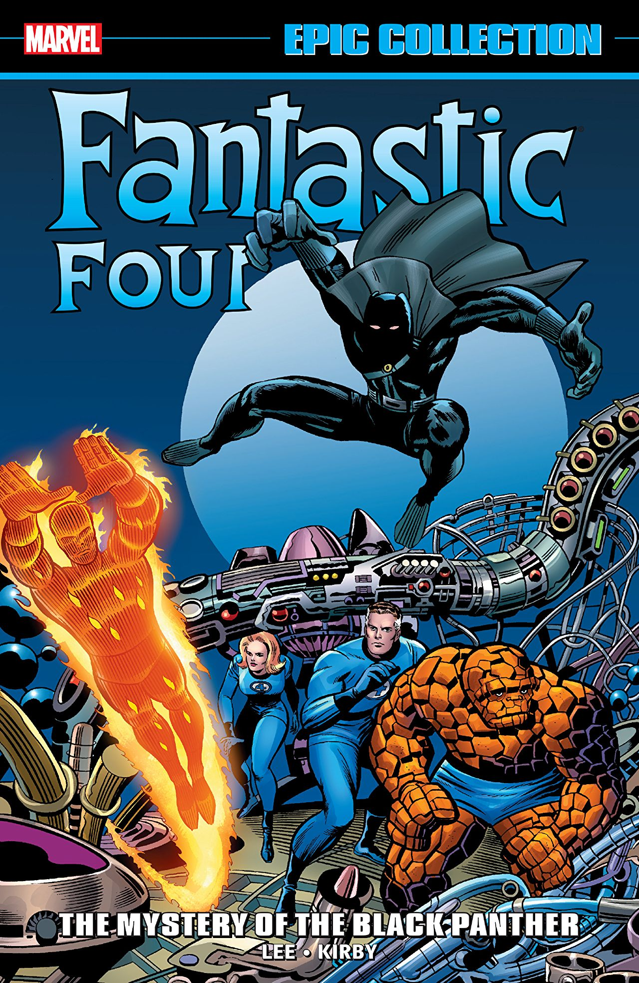 Fantastic Four Epic Collection: The Mystery of the Black Panther review