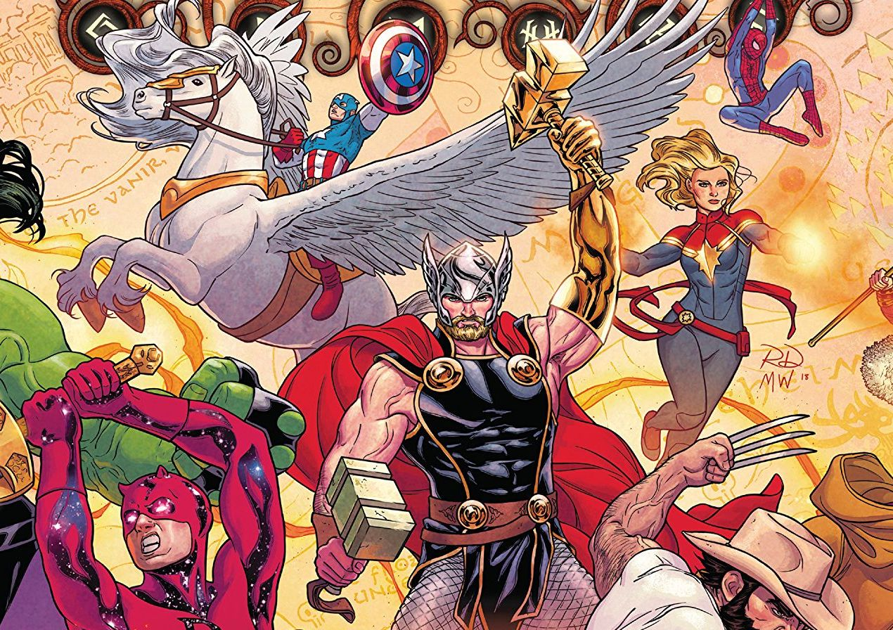 'The War of the Realms' review: A truly epic event