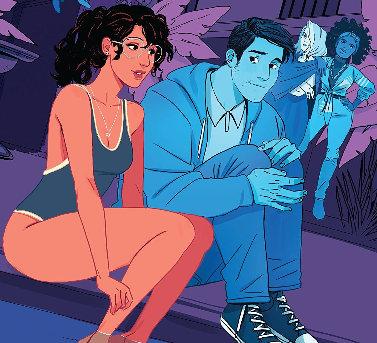 Ghosted in LA #2 review: Sometimes it's okay to say no