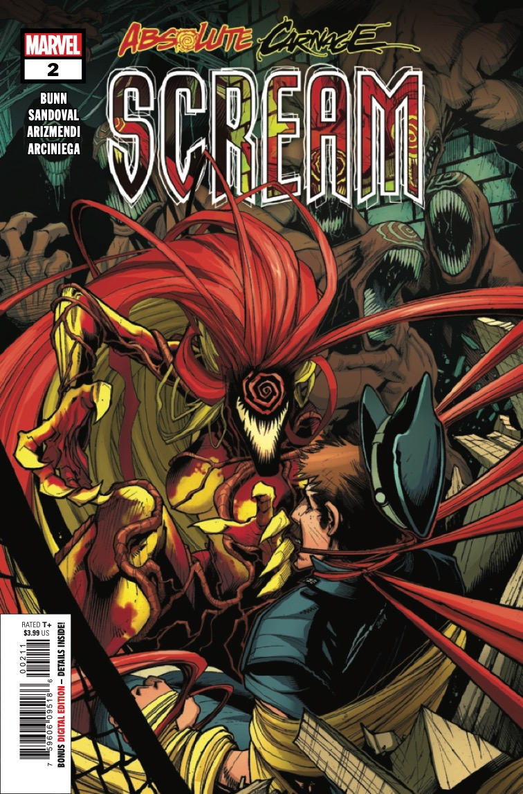 Marvel Preview: Absolute Carnage: Scream #2