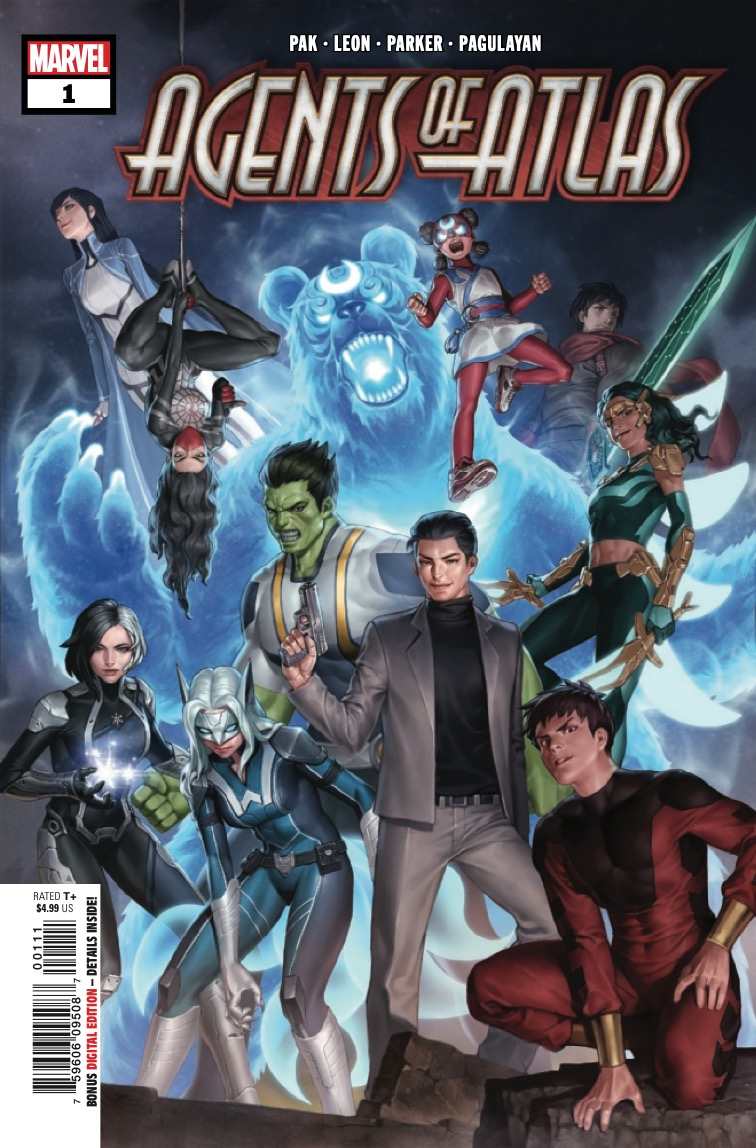 Marvel Preview: Agents Of Atlas #1
