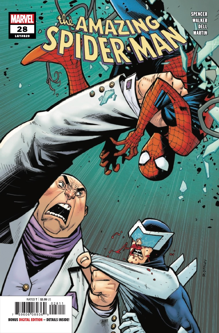 Marvel Preview: The Amazing Spider-Man #28