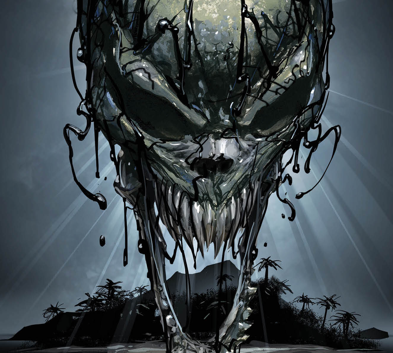 Take a tour on 'Venom Island' December 2019 with Donny Cates and Mark Bagley