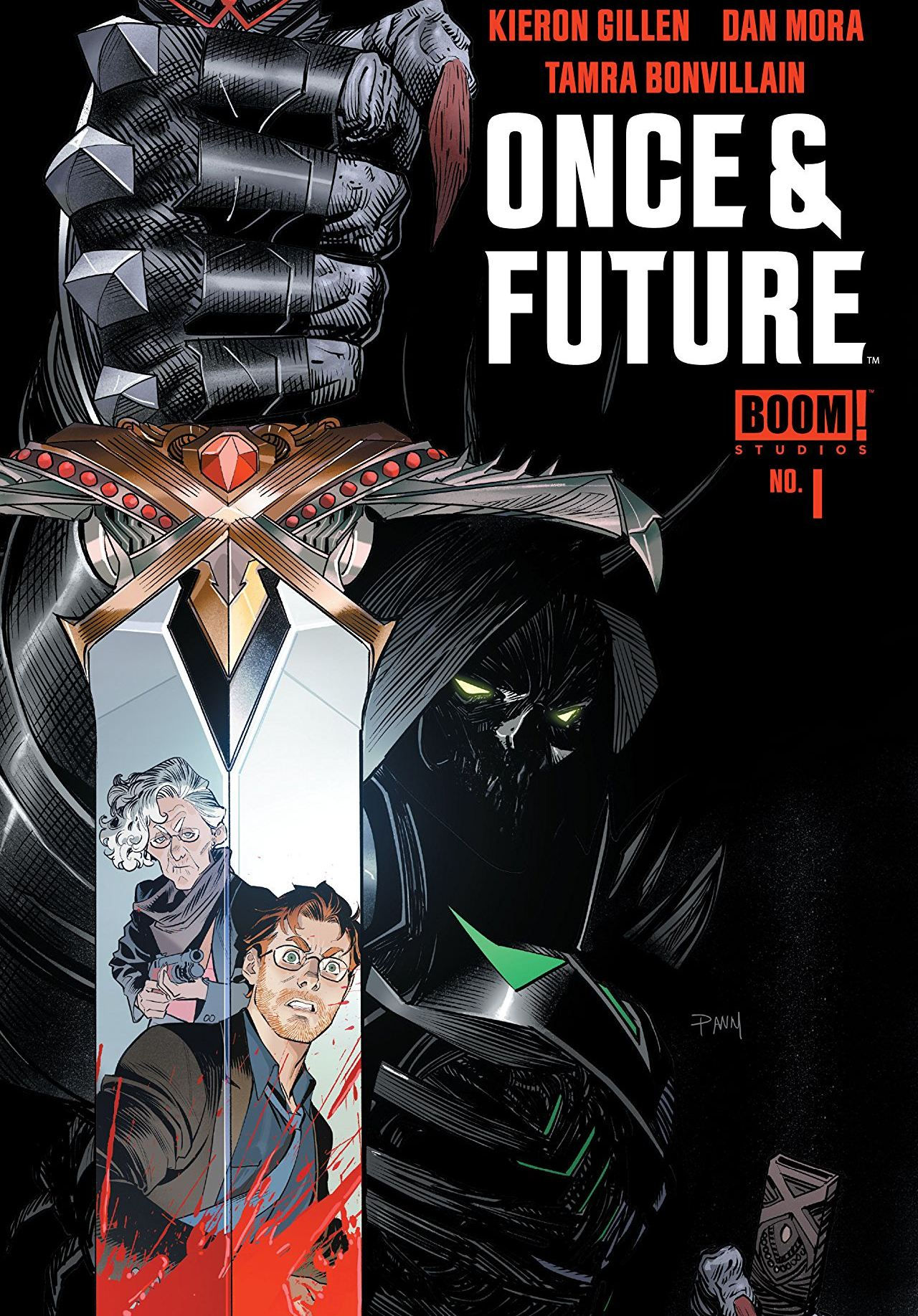 Once and Future #1 review: the myths of a nation