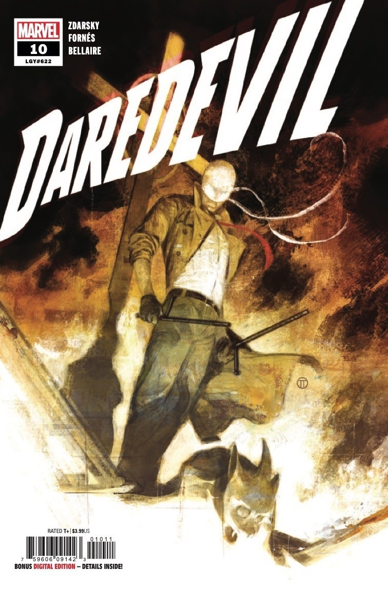 """Daredevil #10 review: Good intentions paved Daredevil's Road to Hell as """"No Devils, Only God"""" comes to a conclusion."""