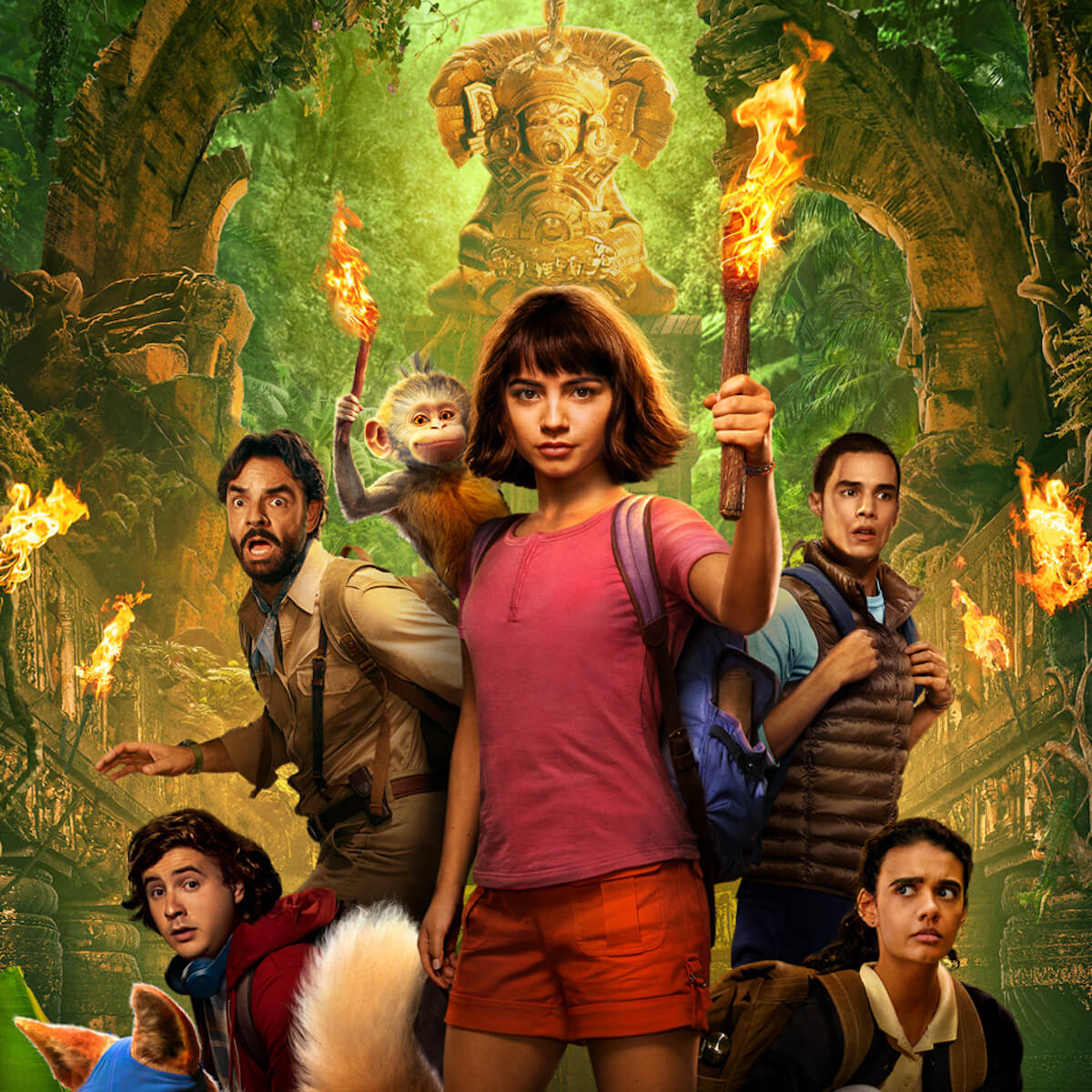Dora and the Lost City of Gold Review: An example of how to make a quality family adventure