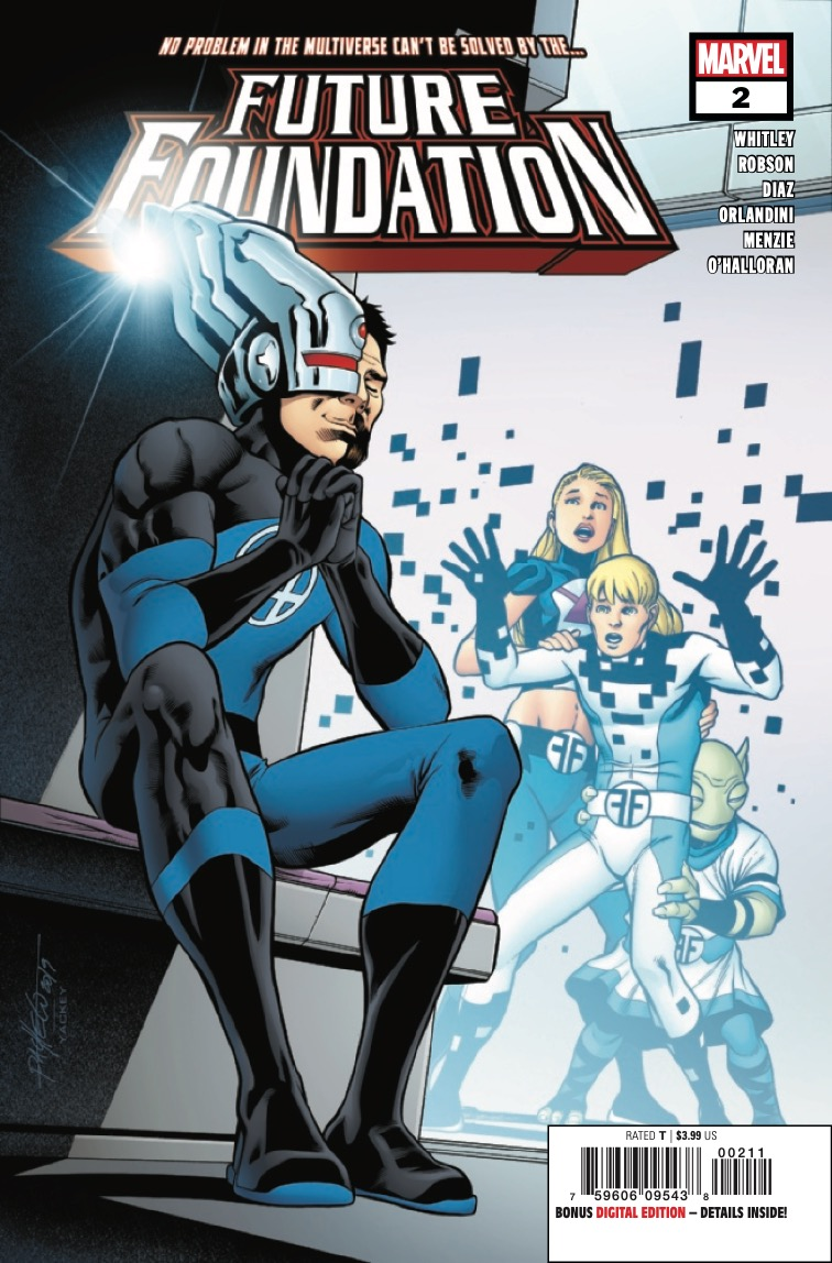 Marvel Preview: Future Foundation #2