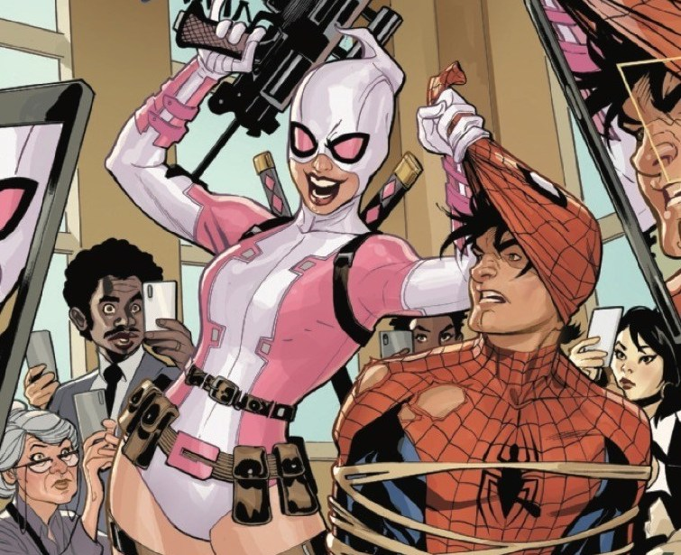 Gwenpool Strikes Back #1 Review