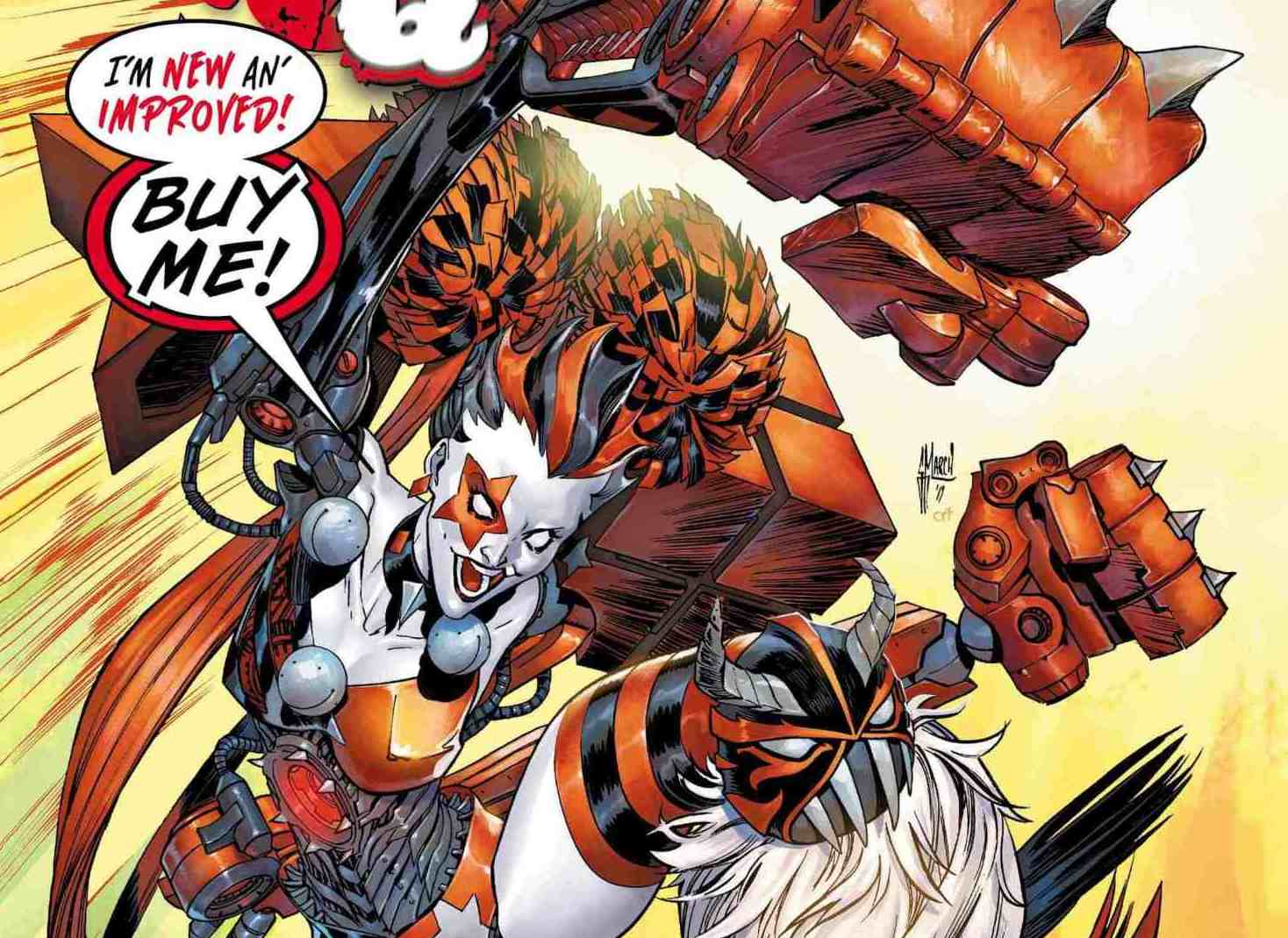 Harley Quinn #64 Review