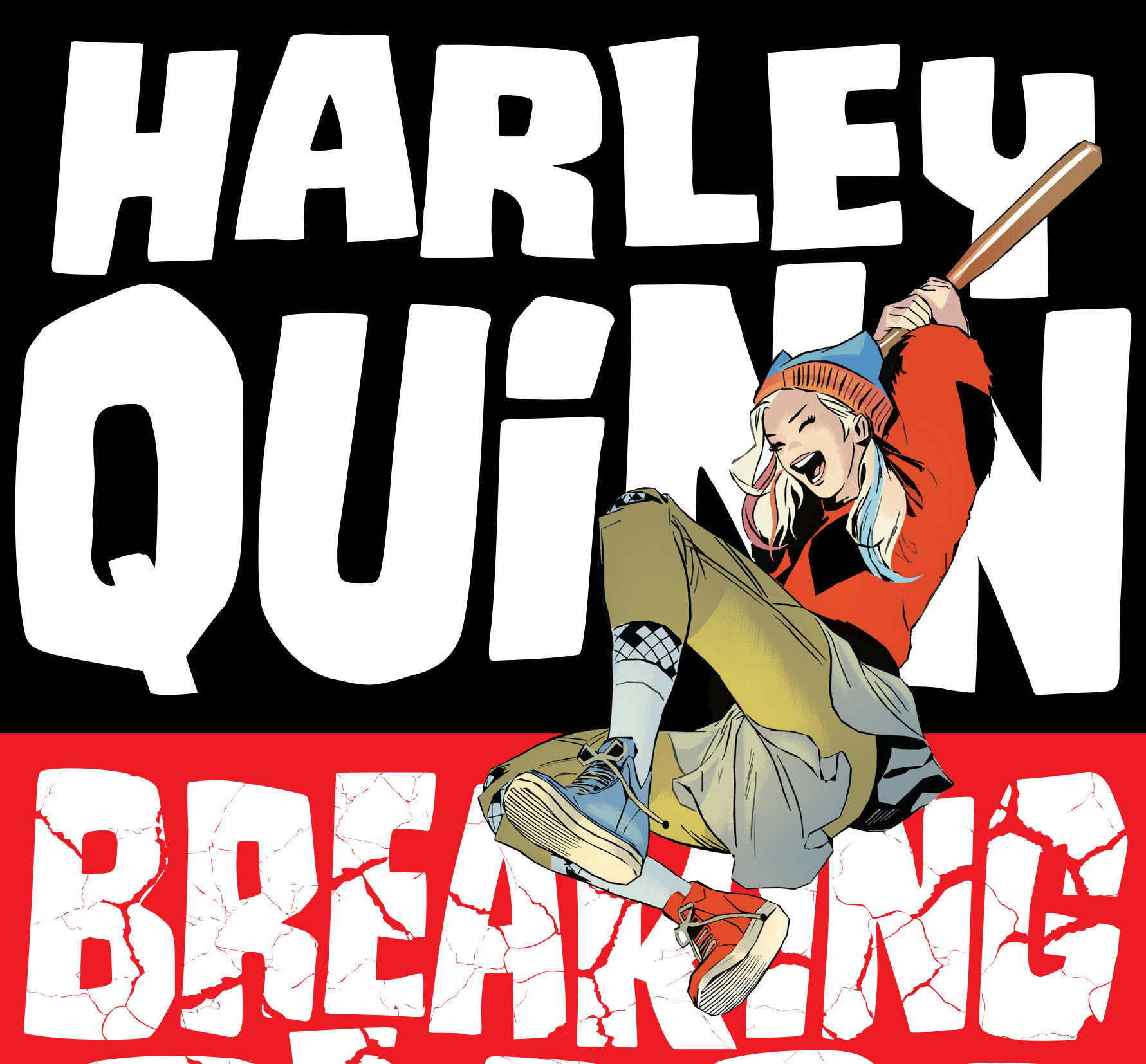 First Look: Harley Quinn: Breaking Glass young adult graphic novel gets a trailer