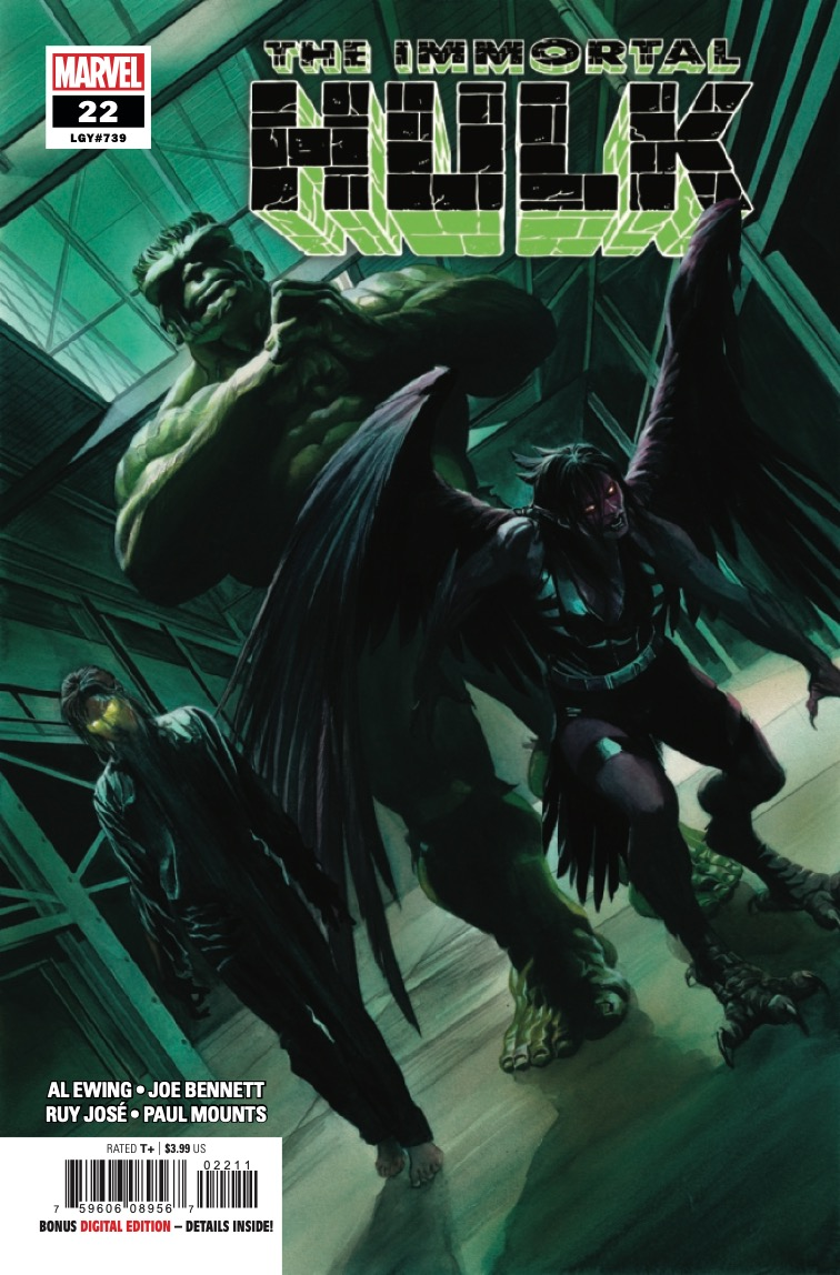 Marvel Preview: Immortal Hulk #22