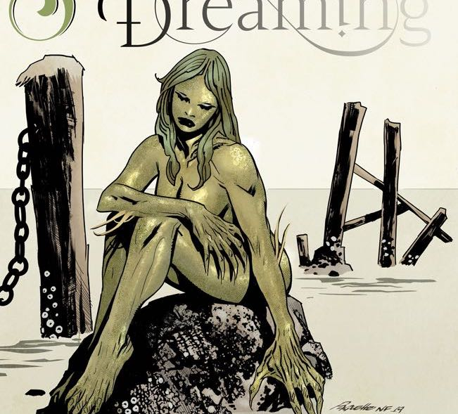 EXCLUSIVE DC Preview: The Dreaming #13