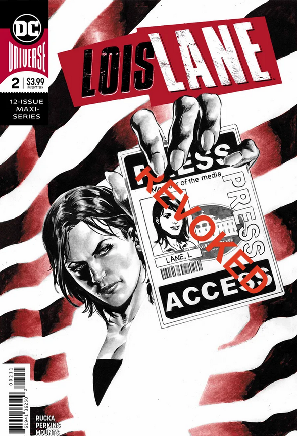 Lois Lane #2 Review