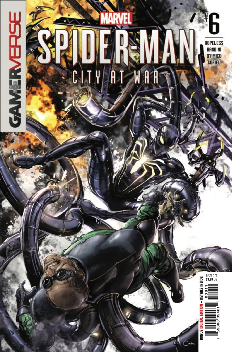 Marvel Preview: Marvel's Spider-Man: City At War #6