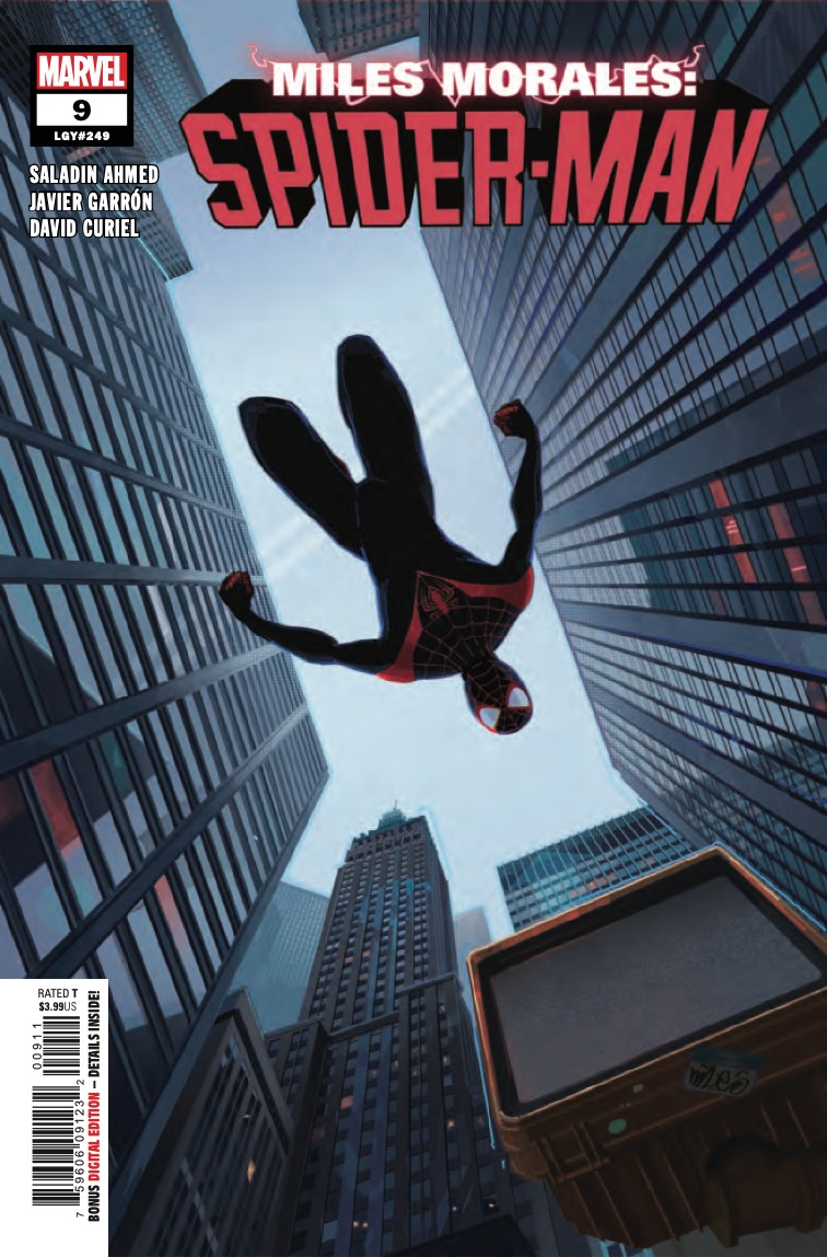 Marvel Preview: Miles Morales: Spider-Man #9