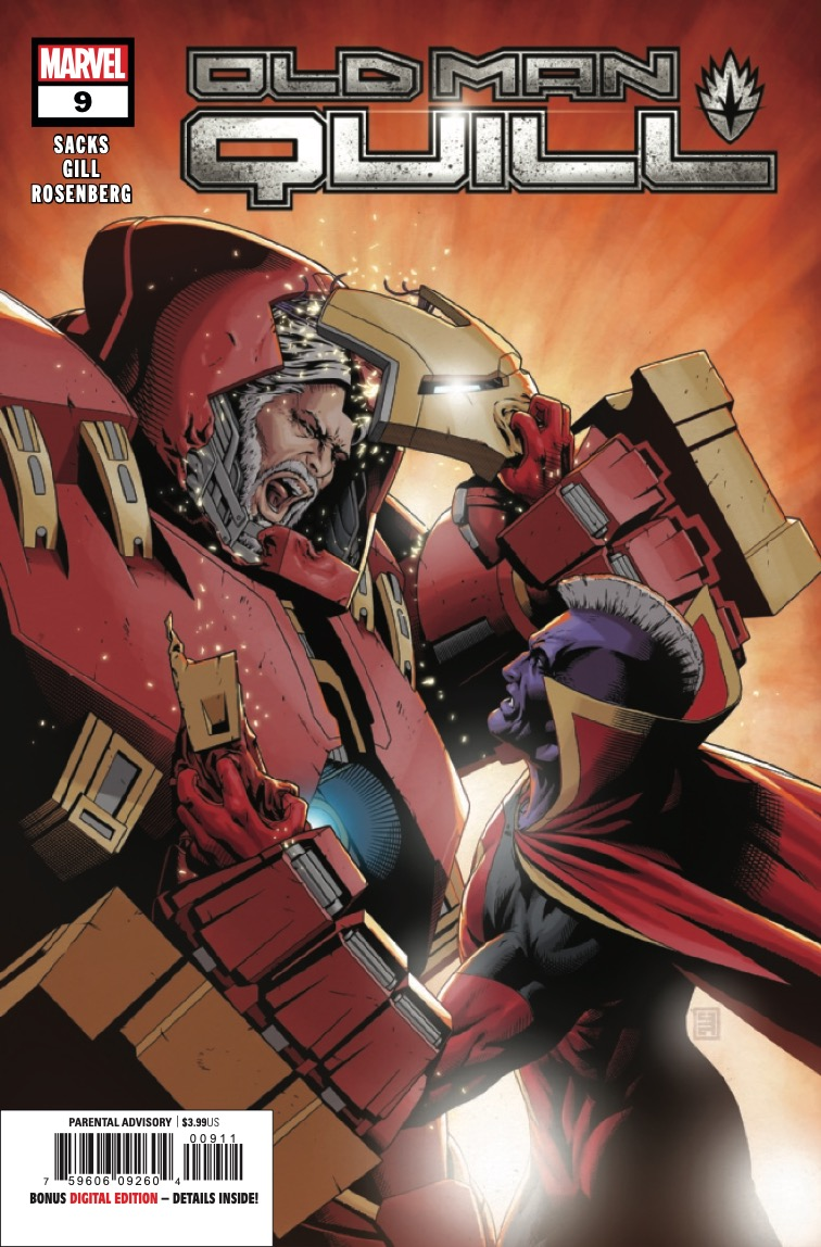 Marvel Preview: Old Man Quill #9