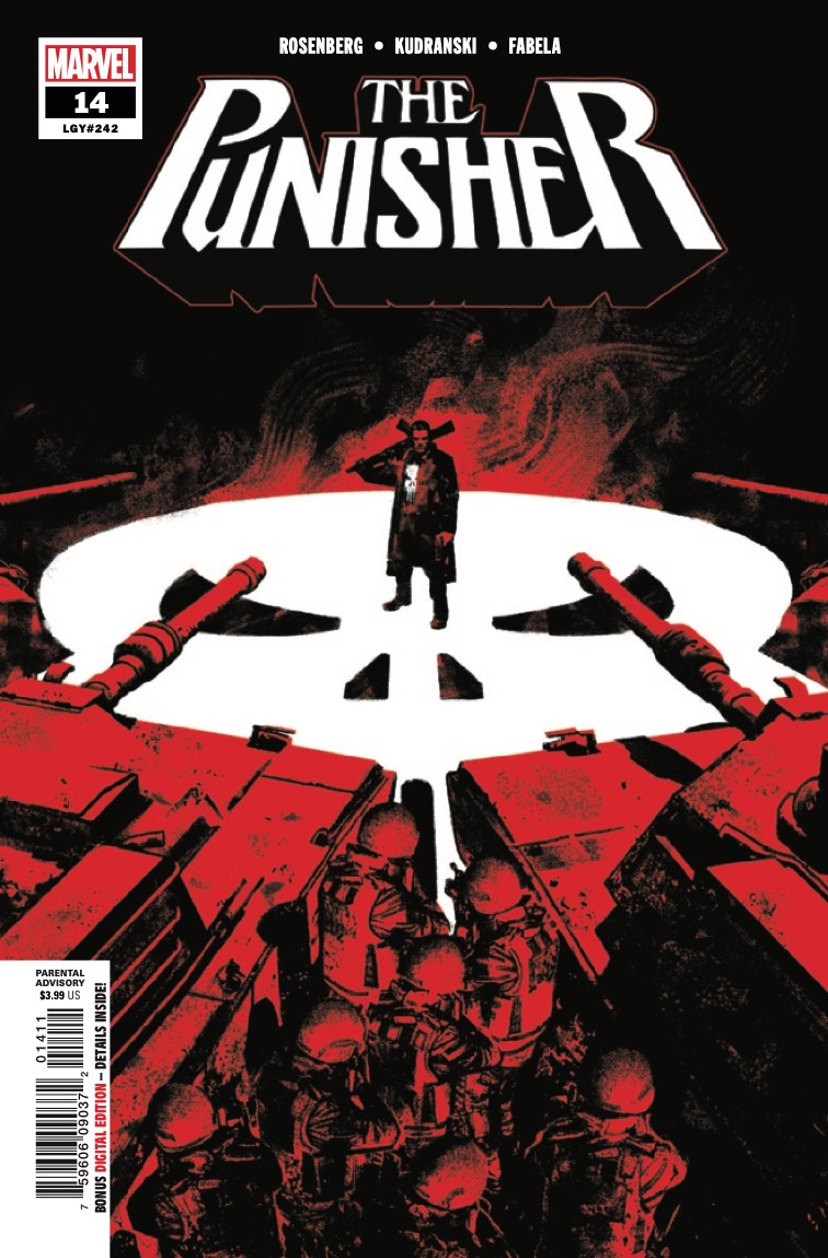 Marvel Preview: The Punisher #14