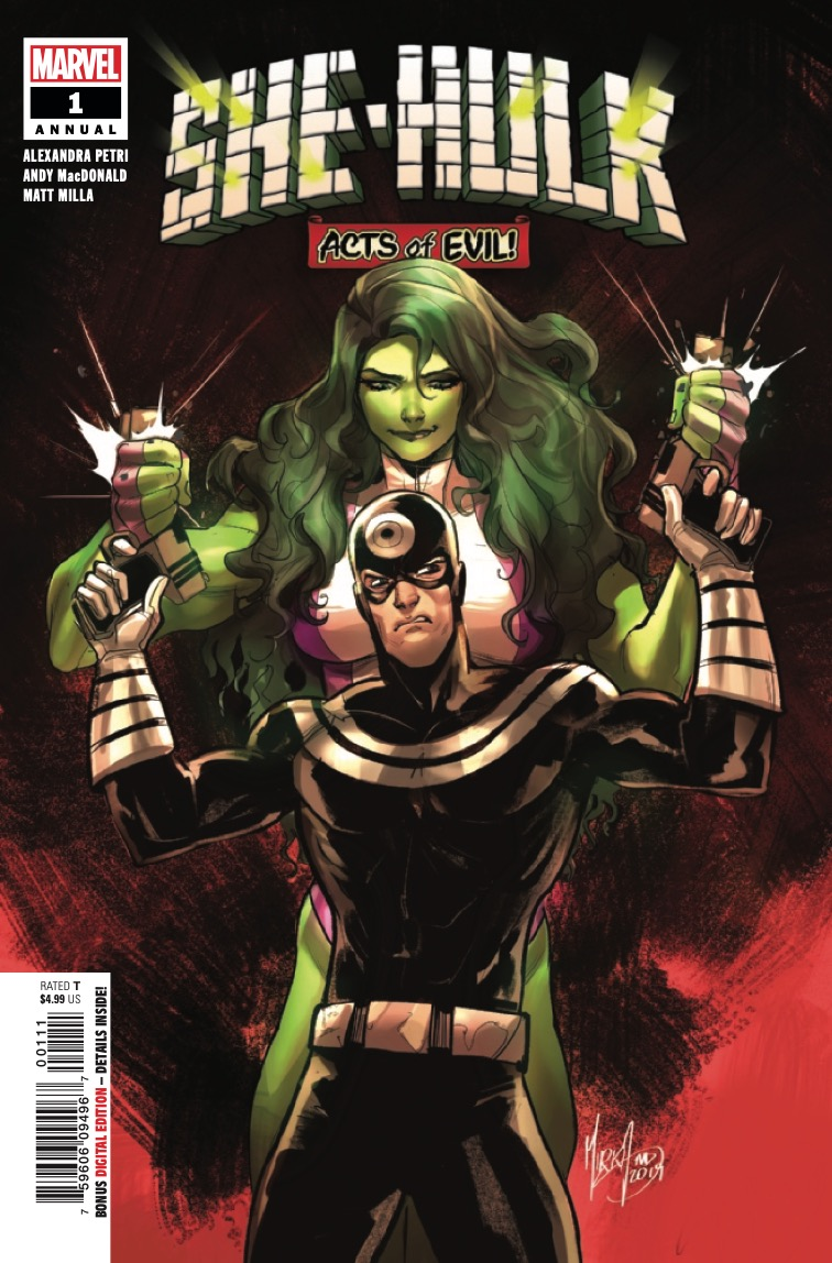 Marvel Preview: She-Hulk Annual #1