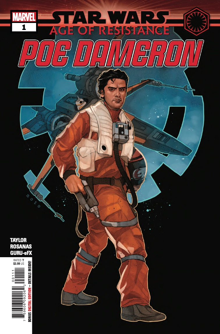 Star Wars: Age of Resistance - Poe Dameron #1