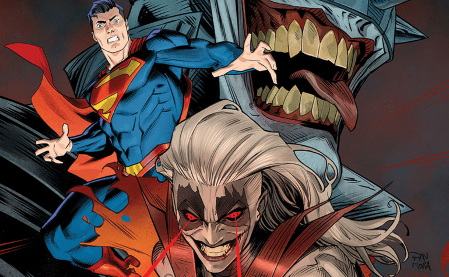 Six 'Infected' hero one-shots and tie-ins coming to DC