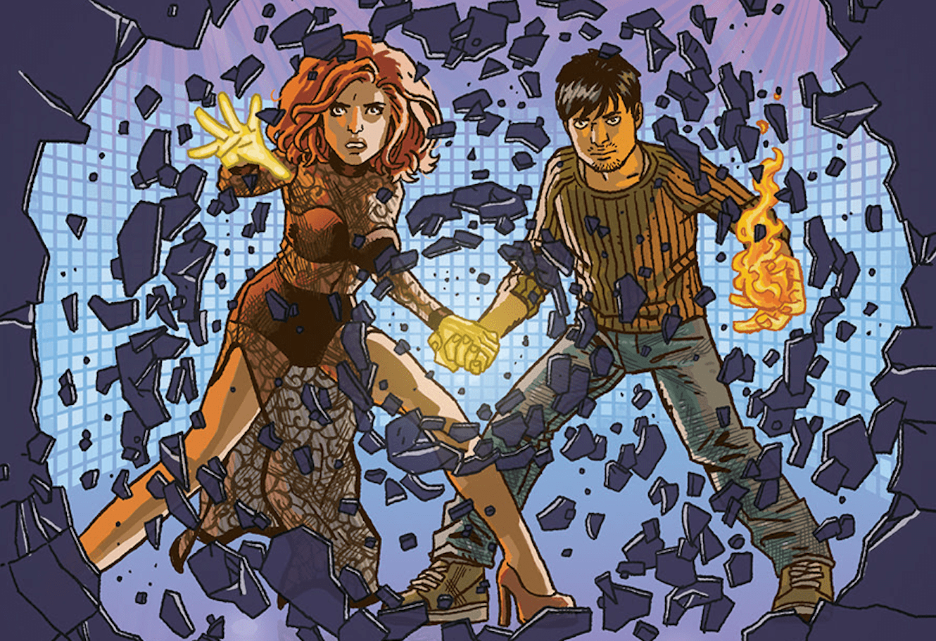 Image/Skybound announce Heart Attack, new romance action series