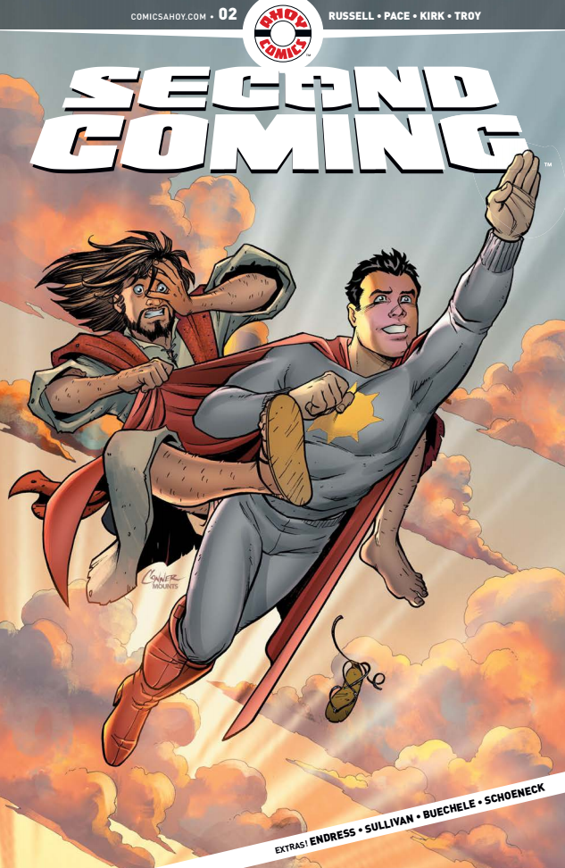 Second Coming #2 review