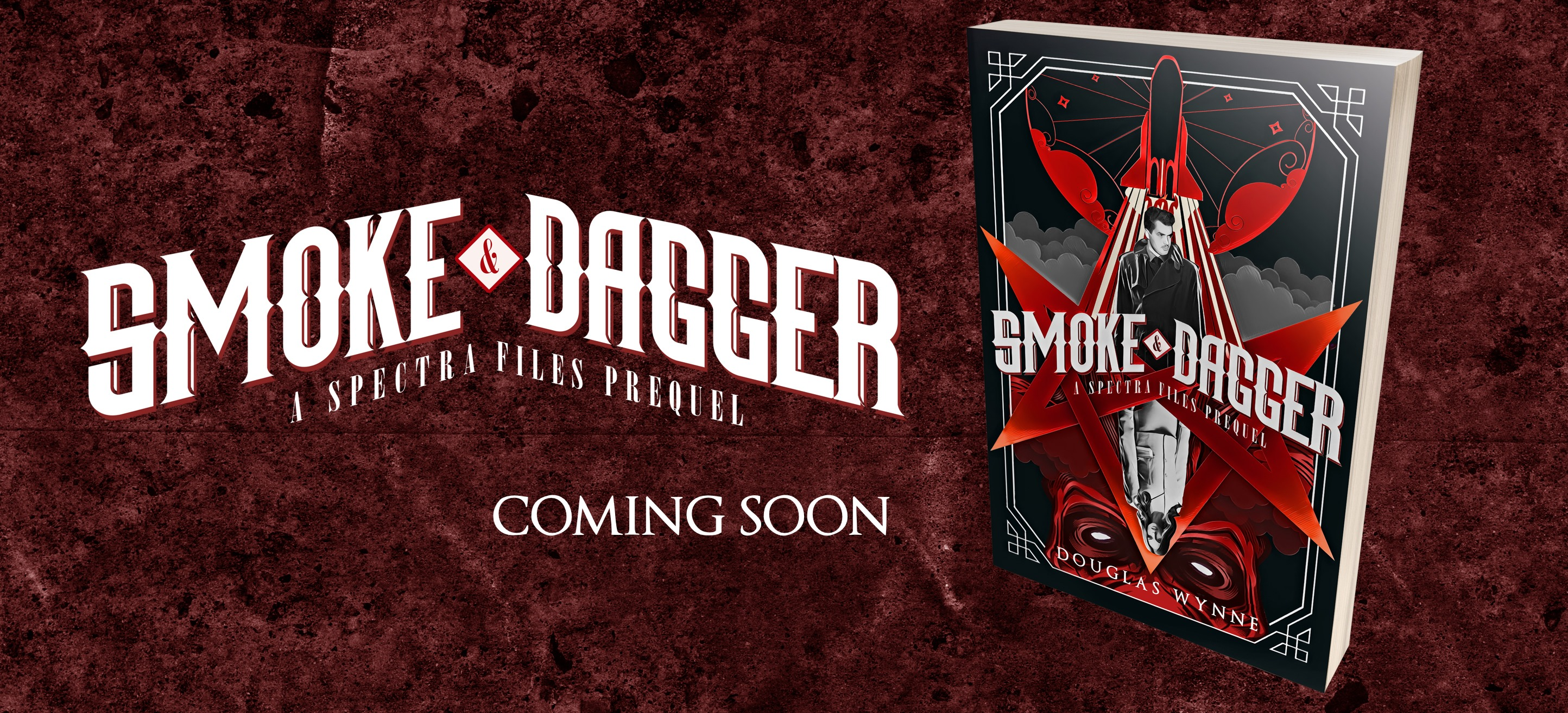 Review: 'Smoke & Dagger' by Douglas Wynne