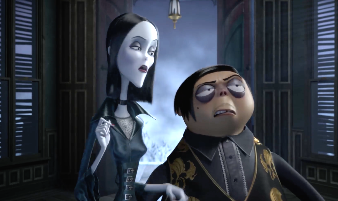 Watch: Trailer for 'The Addams Family'