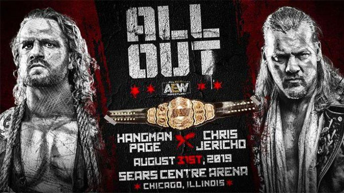 Poor Taste Wrestling podcast episode 67: AEW All Out Preview