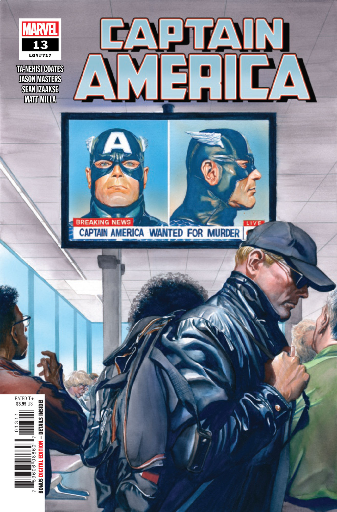 Captain America #13 review: these befuddled masses