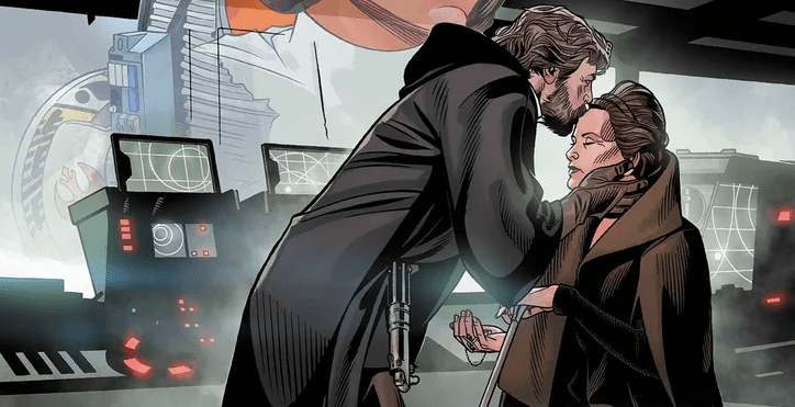 The long running Star Wars comic is coming to an end.